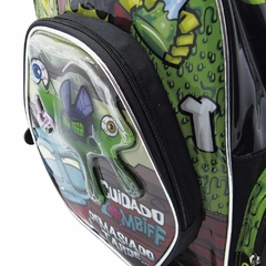 Mochila Zombie Infection scary personajes infantil en internet