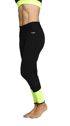 Leggings básico de Supplex, cintura ancha - comprar online