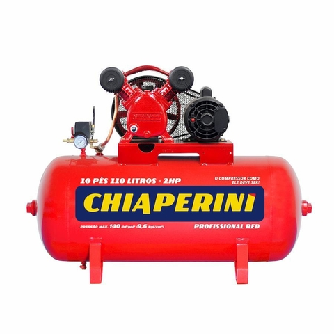 COMPR.AR 10/110 RED RCH 110L C/MT 2HP 220/380V IP21