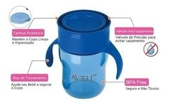 Copo Natural Philips Avent 260ml - comprar online