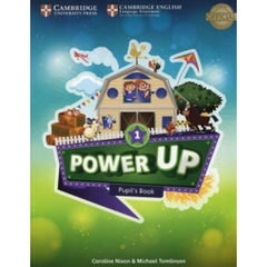 power up - nivel 1 pupil's book