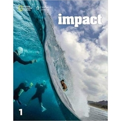 impact 1 - student's book - comprar online