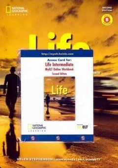 life intermediate - combo split B + mylifeonline + lett (2nd.edition)
