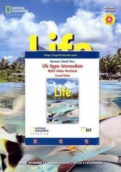 life upper-intermediate - combo split A + mylifeonline + lett (2nd.edition)