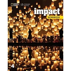 impact 4 - student's book - comprar online