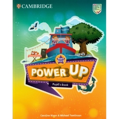 power up start smart - pupil's book