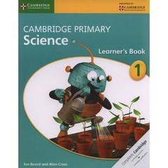 cambridge primary science - learner's book 1º ano