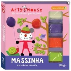 arty mouse: massinha