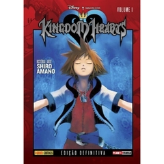 kingdom hearts - vol.1