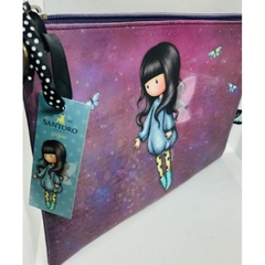 necessaire gorjuss bubble fairy