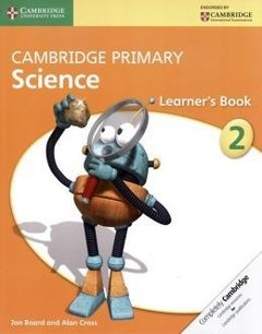 cambridge primary science 2 - learner´s book