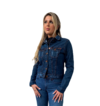 JAQUETA JEANS FEMININA DESTROYER