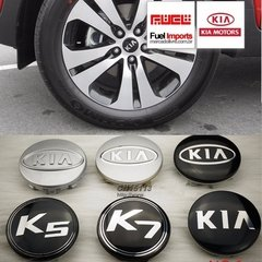 Roda Calota Central Kia Sportage 58mm Original Kit 4 Un #706 - FUEL IMPORTS®