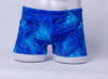 Sunga Masculina BLue Estampada