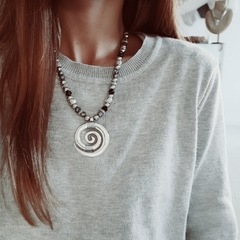 Collar Winter II (Con espiral)
