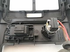 Imagem do Tampa Traseira Console 12v Trava Destrava Vw Jetta Original