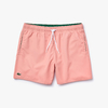 SHORTS LACOSTE BASIC QUICK - DRY - ROSA