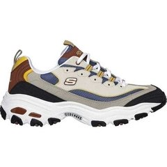 Tênis Skechers D'Lites Brown/Tan