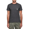 CAMISETA ASICS POCKET  - MESCLA