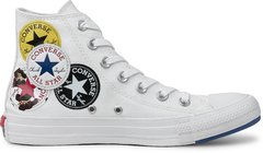 TÊNIS CONVERSE CHUCK TAYLOR ALL STAR CANO ALTO PATCH