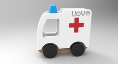 Mini Ambulancia - comprar online