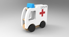 Mini Ambulancia