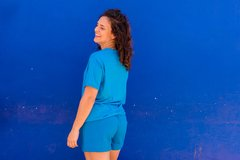 Camiseta My Favorite Color is BLUE - Stephannie Silva