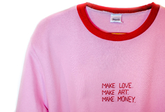 MAKE LOVE|ART|MONEY (2) - Stephannie Silva