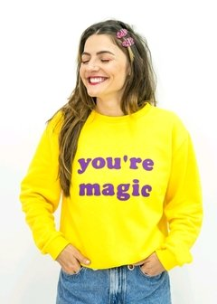 Moletom YOU'RE MAGIC - comprar online