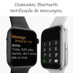 Smartwatch Fit Plus IWO 8 - Universo Store