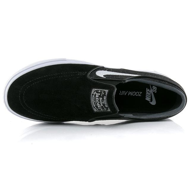nike sb zoom stefan janoski - zapatillas - negro