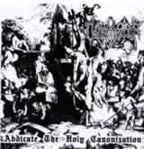 Difamator (BRA) - Abdicate The Holy Canonization