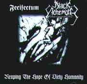 Fecifectum/Black Achemoth (BRA) - Reaping The Of Dirty Humanity