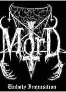 Mord (NOR) - Unholy Inquisition