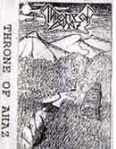Throne Of Ahaz (SWE) - At the Mountains of Northern Storms