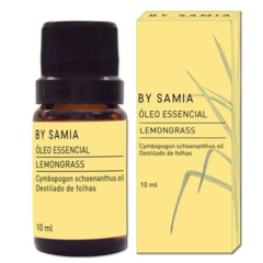 Óleo Essencial de Lemongrass By Samia 10 ml