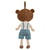 Boneca Metoo Jimbao Boy Bear 33 cm na internet