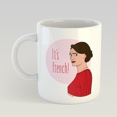 Caneca Fleabag It is French