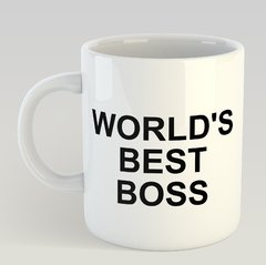 Caneca The Office World's Best Boss