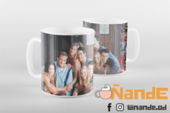 "Taza Mug ""Friends"" The six"
