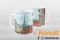 "Taza Mug ""Paris"""