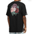 Remera Mc Primitive Bloom Black Tubular Importada