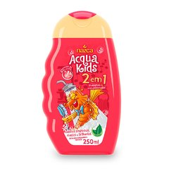 Acqua Kids Shampoo 2 em 1 Milk Shake 250ml Vegano