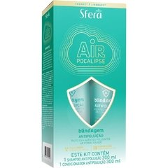 Sfera Kit Shampoo + Condicionador Air Pocalipse 300ml