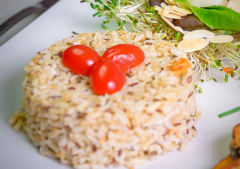 Arroz sete cereais 120g