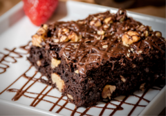 Brownie fit vegano 110g