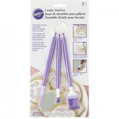 Set de 3 herramientas para galletitas - Cookie Tools Set Wilton®