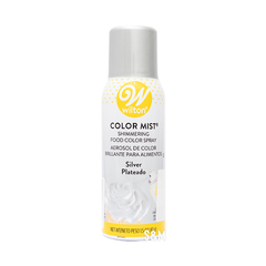 Aerosol comestible plateado Color Mist(TM) Wilton®