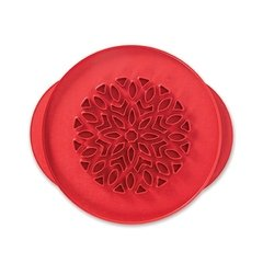 Pie Top Cutter Lattice and Hearts Nordic Ware® - comprar online