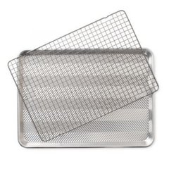 Placa de Horno Prism Half Sheet with Nonstick Grid
